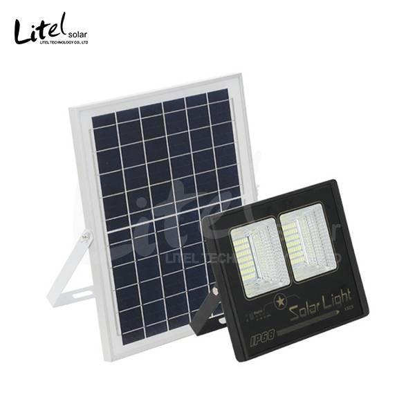 PIR motion new design 50w 70w 120w 200w solar flood light