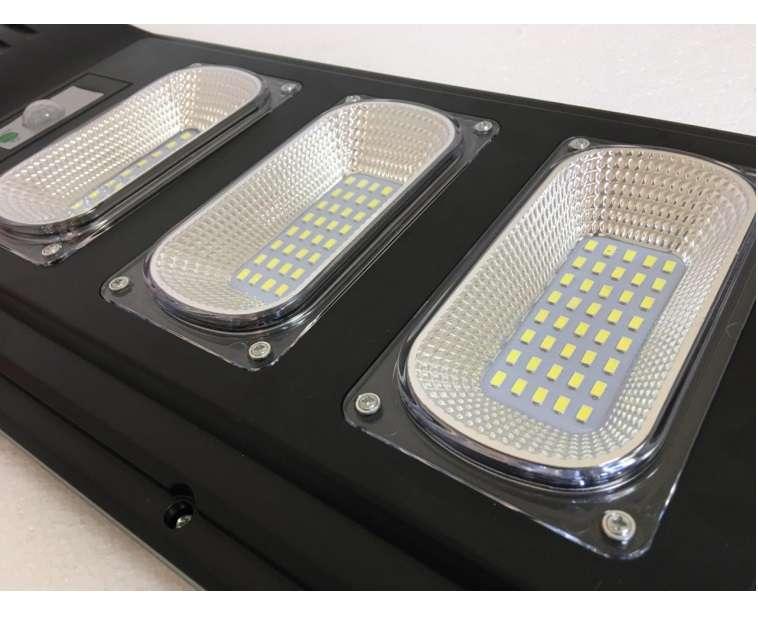 30w 60w 90w integrated all in one solar street light