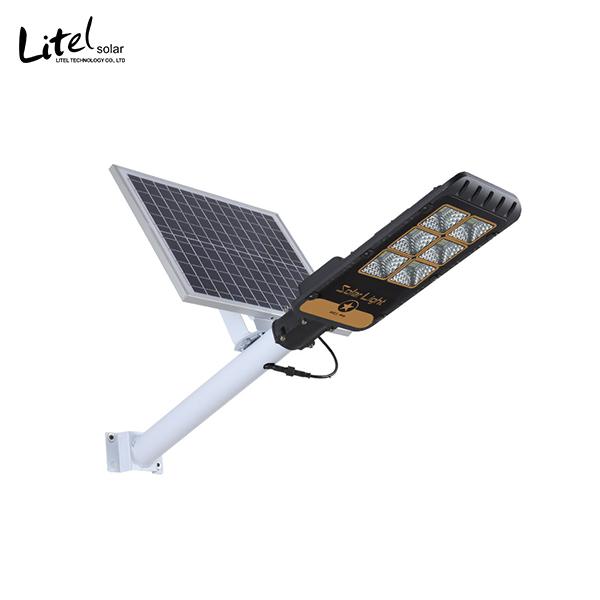 All in two solar street light hot sale model in Southeast Asia