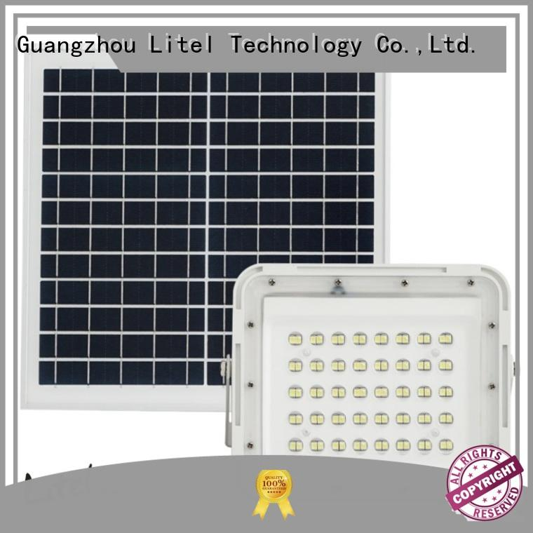 competitive price best outdoor solar flood lights inquire now for warehouse