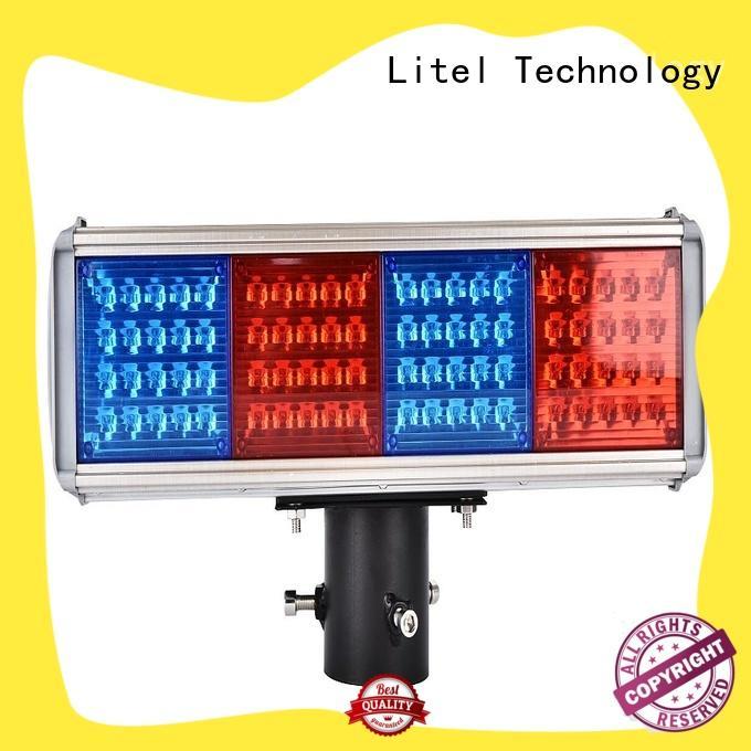 Litel Technology universal solar energy traffic lights light for high way
