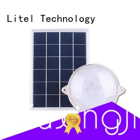 Litel Technology hot sale solar outdoor ceiling light for street lighting