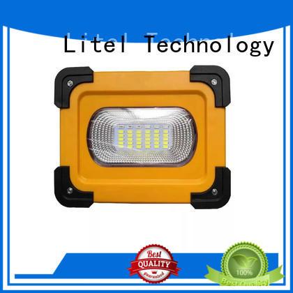 Litel Technology ODM solar panel traffic lights solar for road