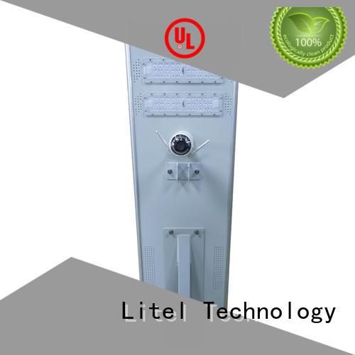 Litel Technology model solar powered street lights check now for warehouse
