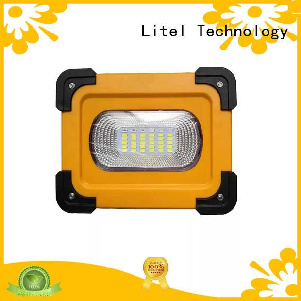 Litel Technology custom solar traffic lights manufacturers hot-sale for alert
