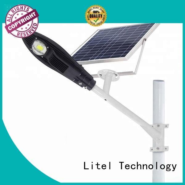 popular solar street lighting system easy installation for patio