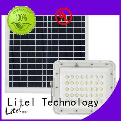 durable best solar led flood lights inquire now for workshop Litel Technology
