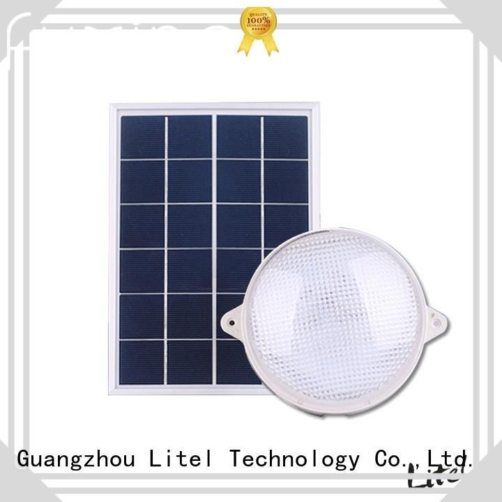 Litel Technology custom outdoor solar ceiling light for high way