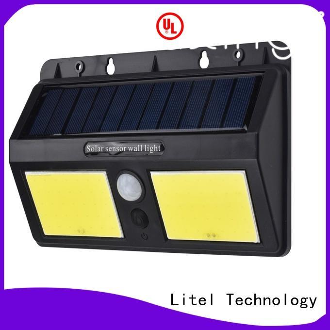 wireless solar garden lights bridgelux abs for gutter