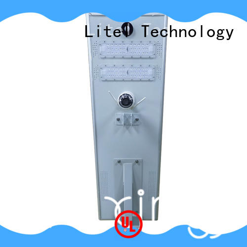 Litel Technology best quality integrated solar street light housing for patio
