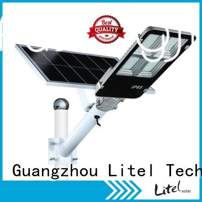 Litel Technology popular solar street lighting system by bulk for barn