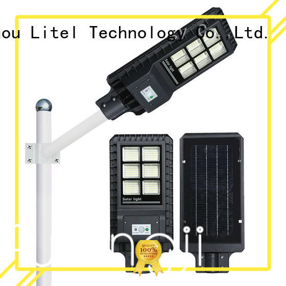 Litel Technology cob all in one solar street light check now for warehouse