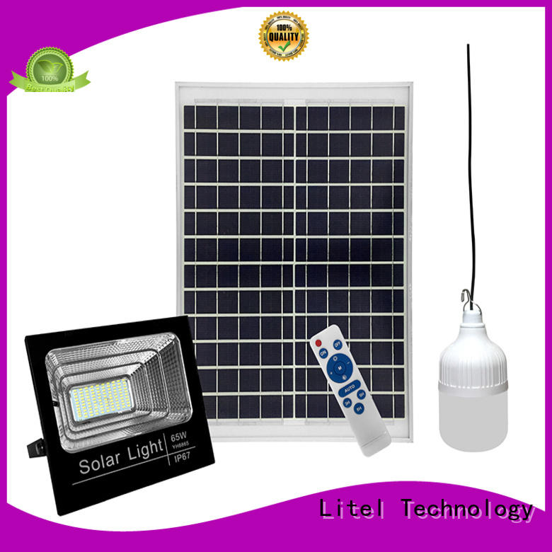 Litel Technology best quality best solar led flood lights inquire now for porch