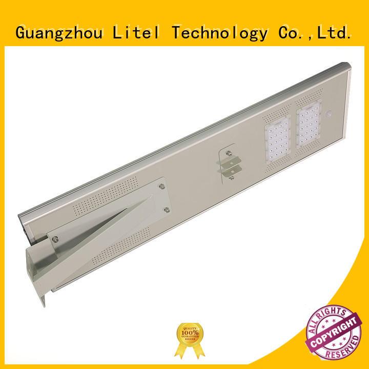 Hot integrated solar street light one Litel Technology Brand