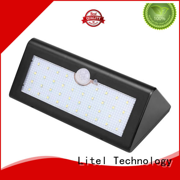 solar garden path lights garage for garden Litel Technology