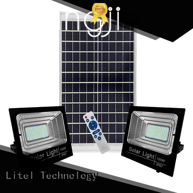 Litel Technology hot-sale solar flood lights inquire now for workshop