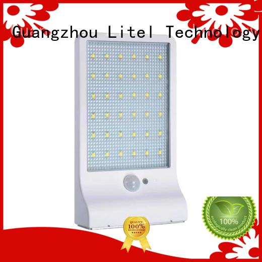 Litel Technology microware solar led garden light bridgelux for landscape