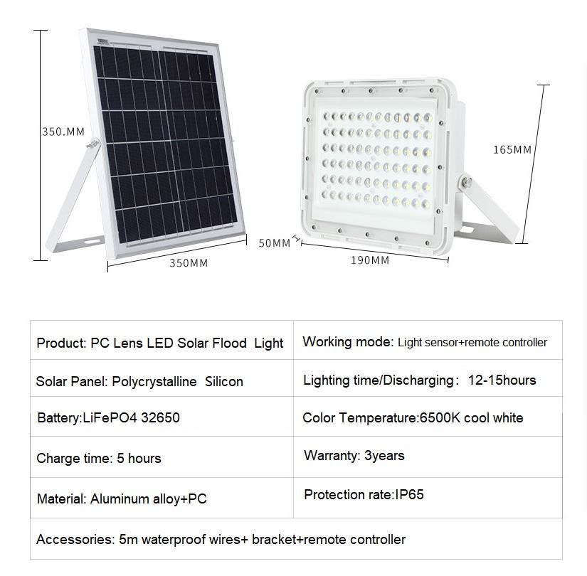 Litel Technology best quality best outdoor solar flood lights inquire now for barn-3