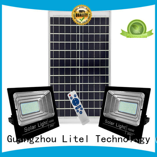 hot-sale solar flood lights inquire now for warehouse Litel Technology