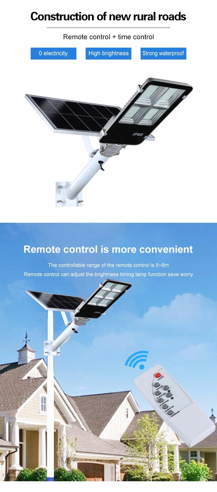 Litel Technology popular solar street lighting system by bulk for barn-2