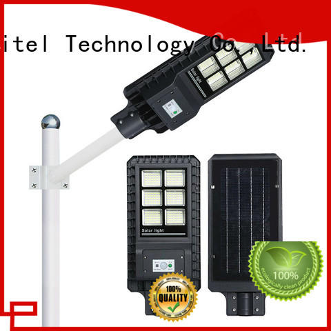 Litel Technology hot-sale integrated solar led street light acceptable for warehouse