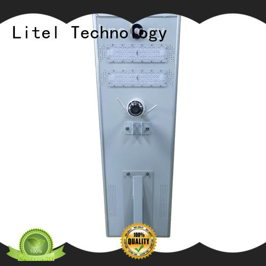 Litel Technology durable all in one integrated solar street light inquire now for porch
