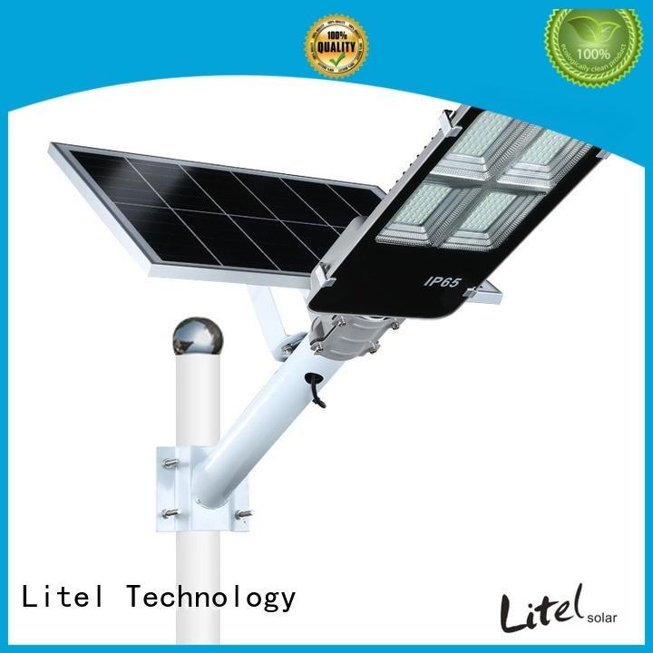 Litel Technology energy-saving solar powered street lights residential easy installation for barn