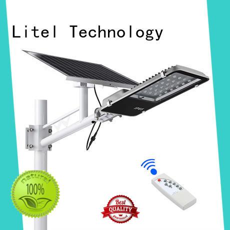Litel Technology waterproof solar led street light fixture hot sale for lawn