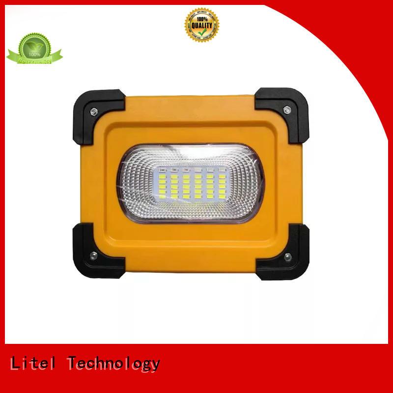 Litel Technology solar led traffic lights hot-sale for warning