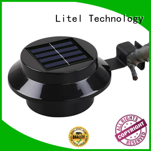 Litel Technology flickering stainless steel solar garden lights lights for landscape