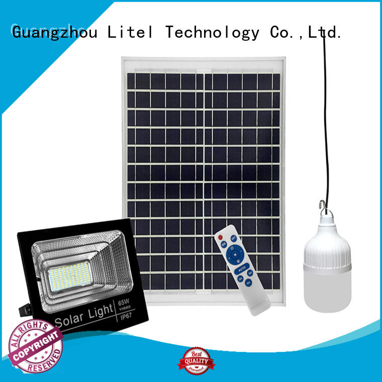 hot-sale best solar led flood lights for porch Litel Technology