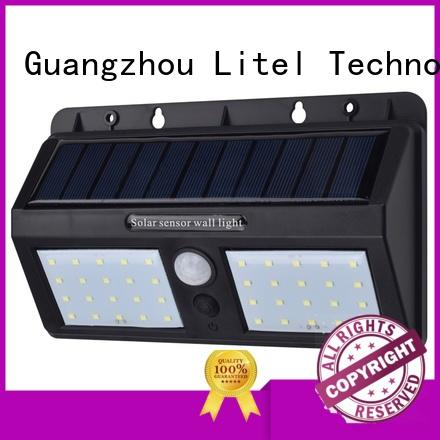 wall mounted high quality solar garden lights on-sale for landscape