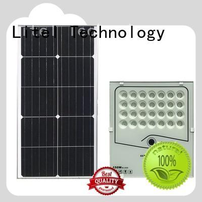 Litel Technology durable best solar led flood lights for barn