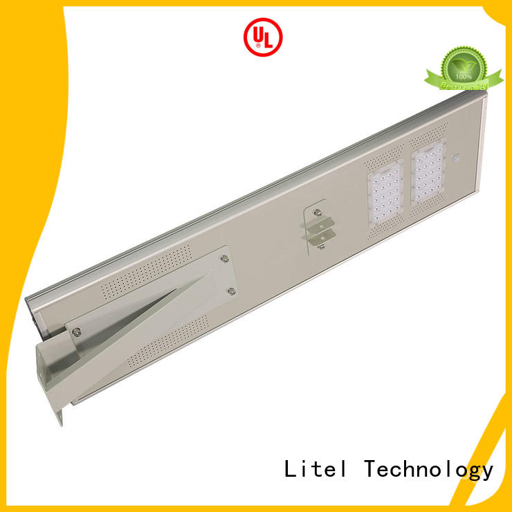 Litel Technology hot-sale all in one solar street light price order now for workshop