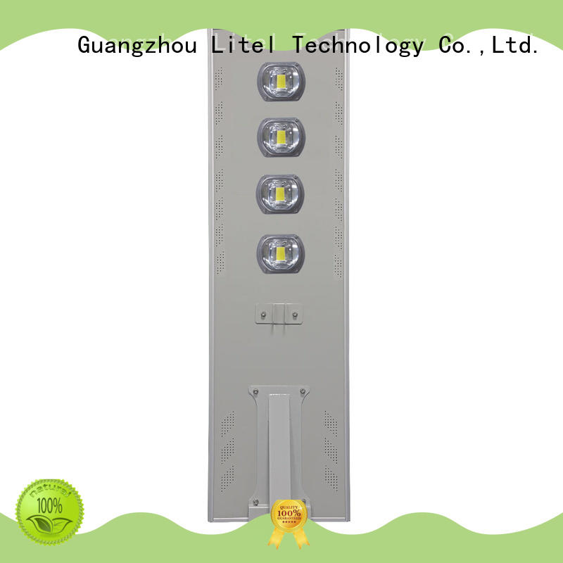 Litel Technology best quality all in one integrated solar street light sensor for workshop