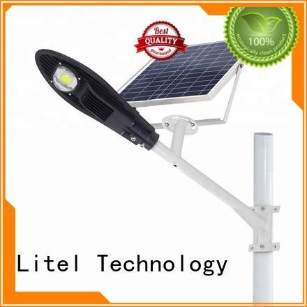 solar smart solar street light sensor barn Litel Technology
