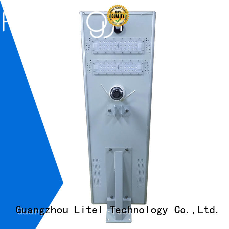 acceptable integrated solar led street light check remote Litel Technology
