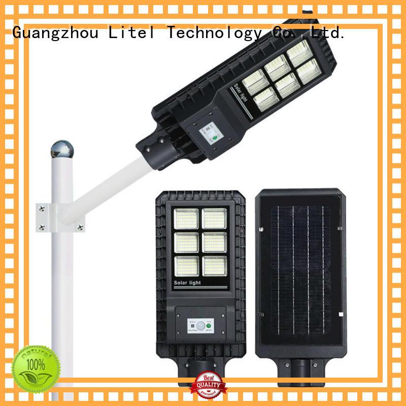 Litel Technology durable solar led street light check now for garage