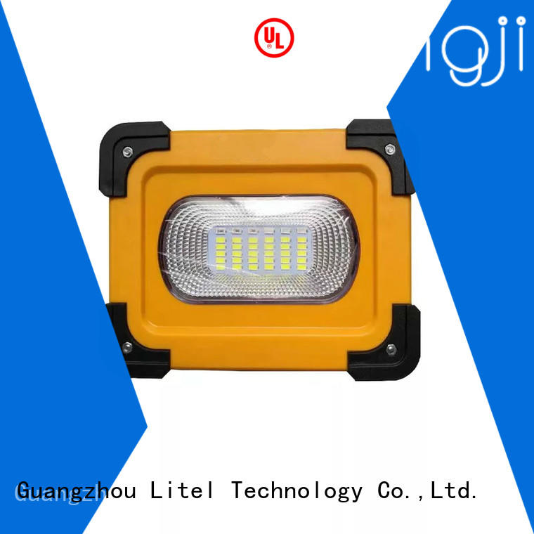 Litel Technology custom solar powered traffic lights at discount for high way