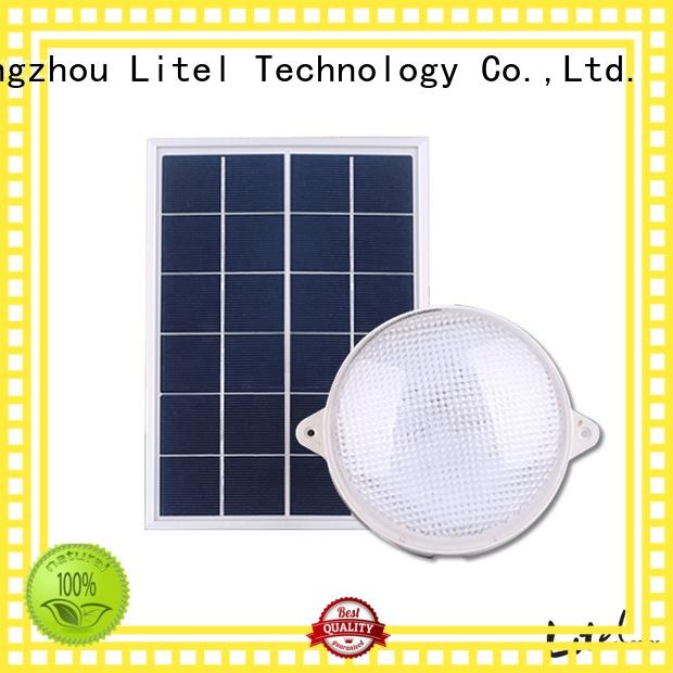 solar powered ceiling light energy-saving for high way Litel Technology
