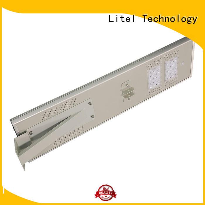 durable all in one solar led street light order now for garage