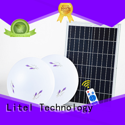 at discount solar ceiling light low cost ODM for high way