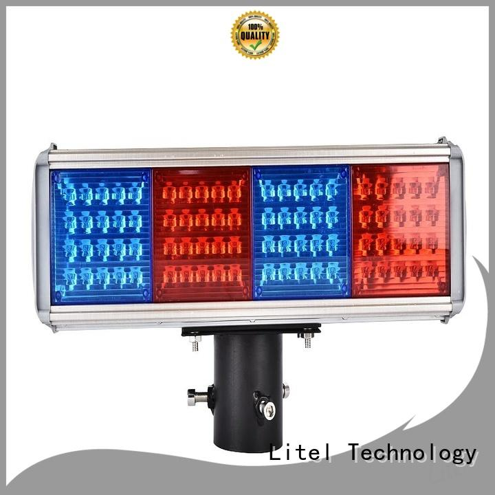 OBM solar powered traffic lights suppliersemergency bulk production for high way