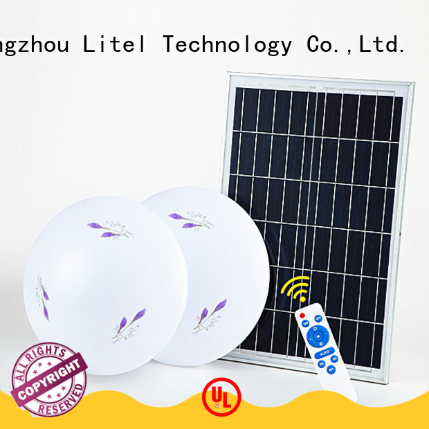 hot sale solar ceiling light low cost ODM for high way