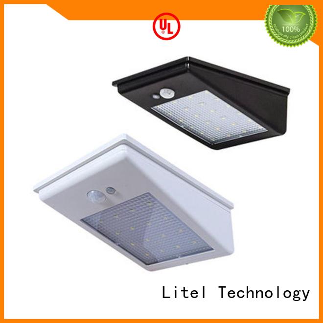 wireless stainless steel solar garden lights buy for garden Litel Technology