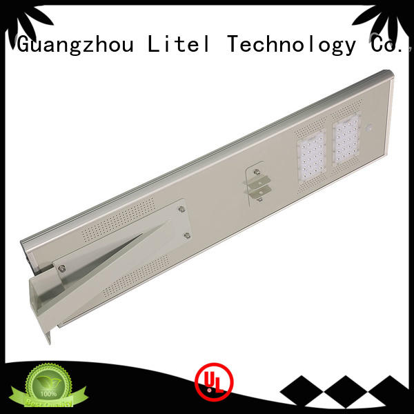 durable integrated solar street light inquire now for workshop Litel Technology