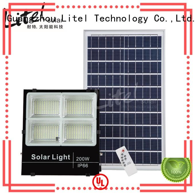 competitive price solar led flood light low cost for porch