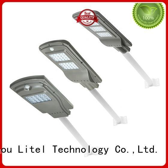 aluminum all in one solar street light price light for warehouse Litel Technology