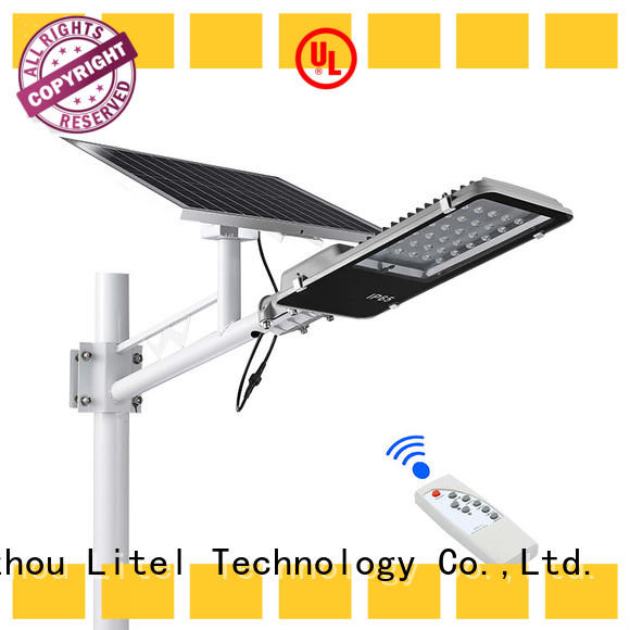 wireless solar street lights for home at discount for garden