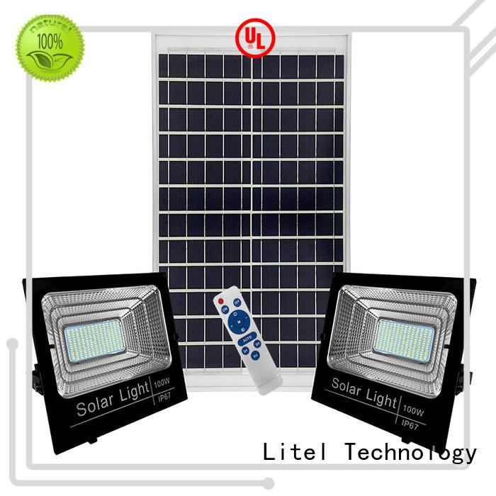 best outdoor solar flood lights for garage